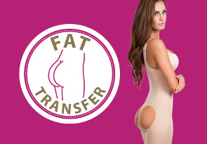LIPOELASTIC has the first garment for fat transfer!
